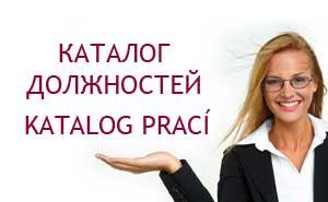 Справочник профессий рабочих и должностей служащих Чехии