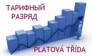 Тарифные разряды (platový třídy) в Чехии